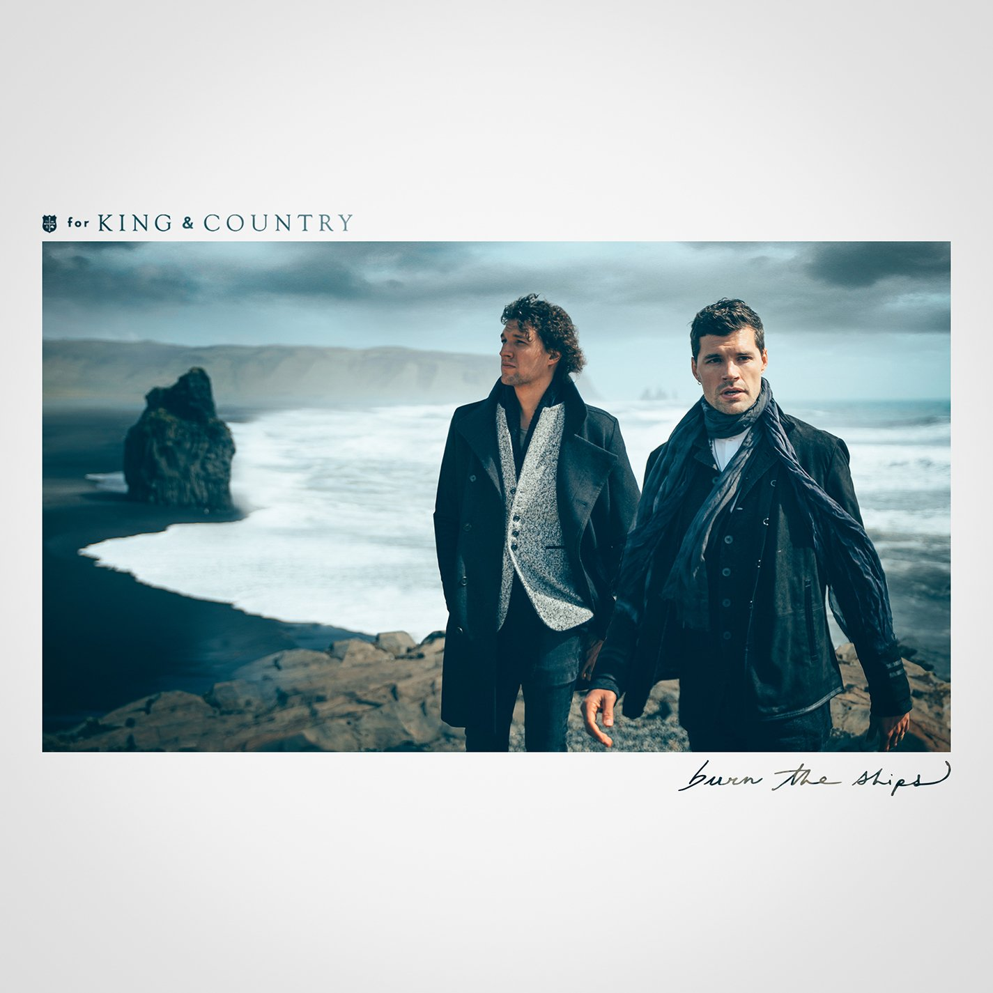 For King and Country - Burn The Ships