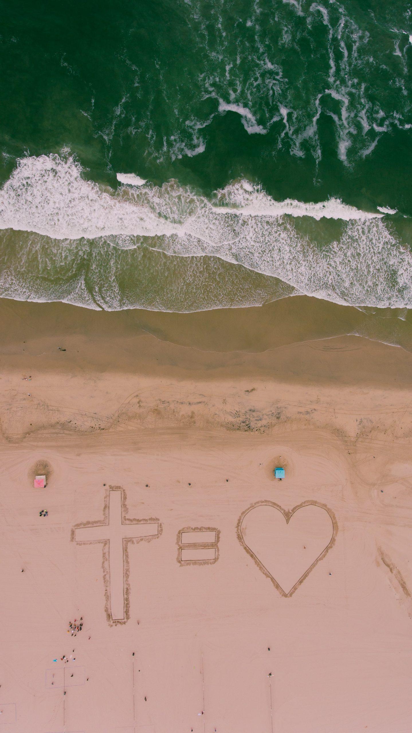 Love and enjoy Jesus