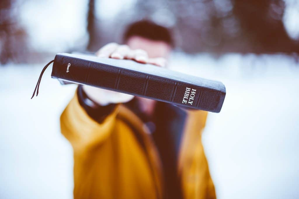 Offering Bible