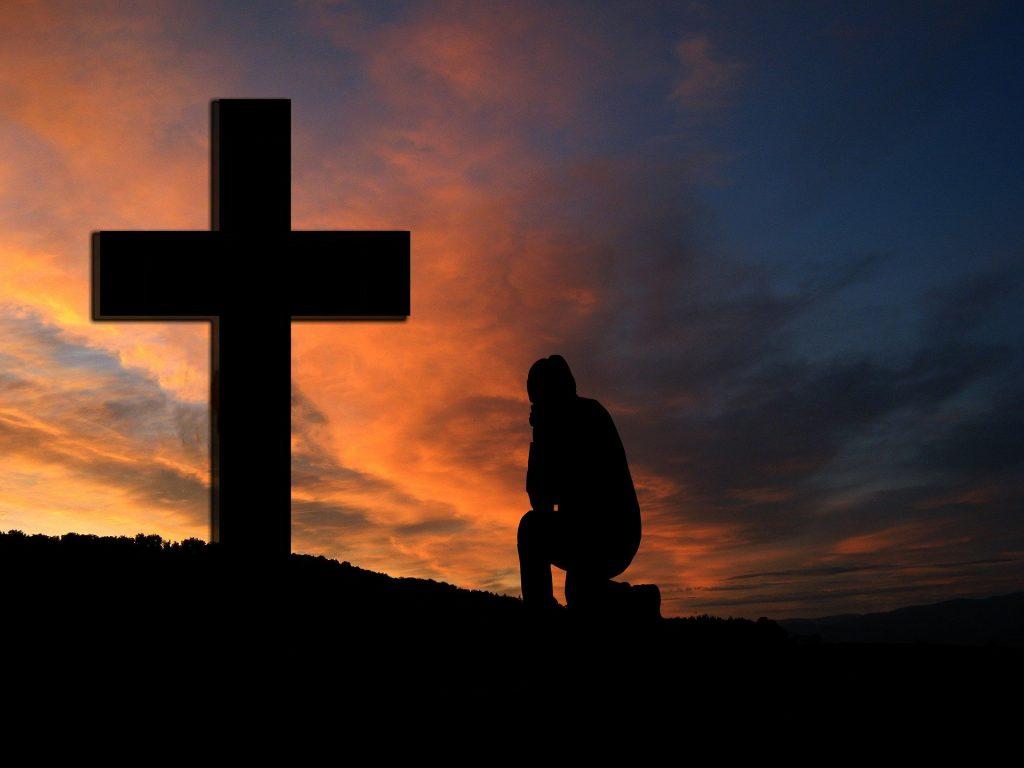 How do you pray to God