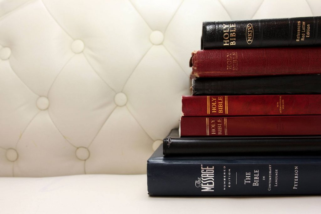 Bible translations - which one is right for you?