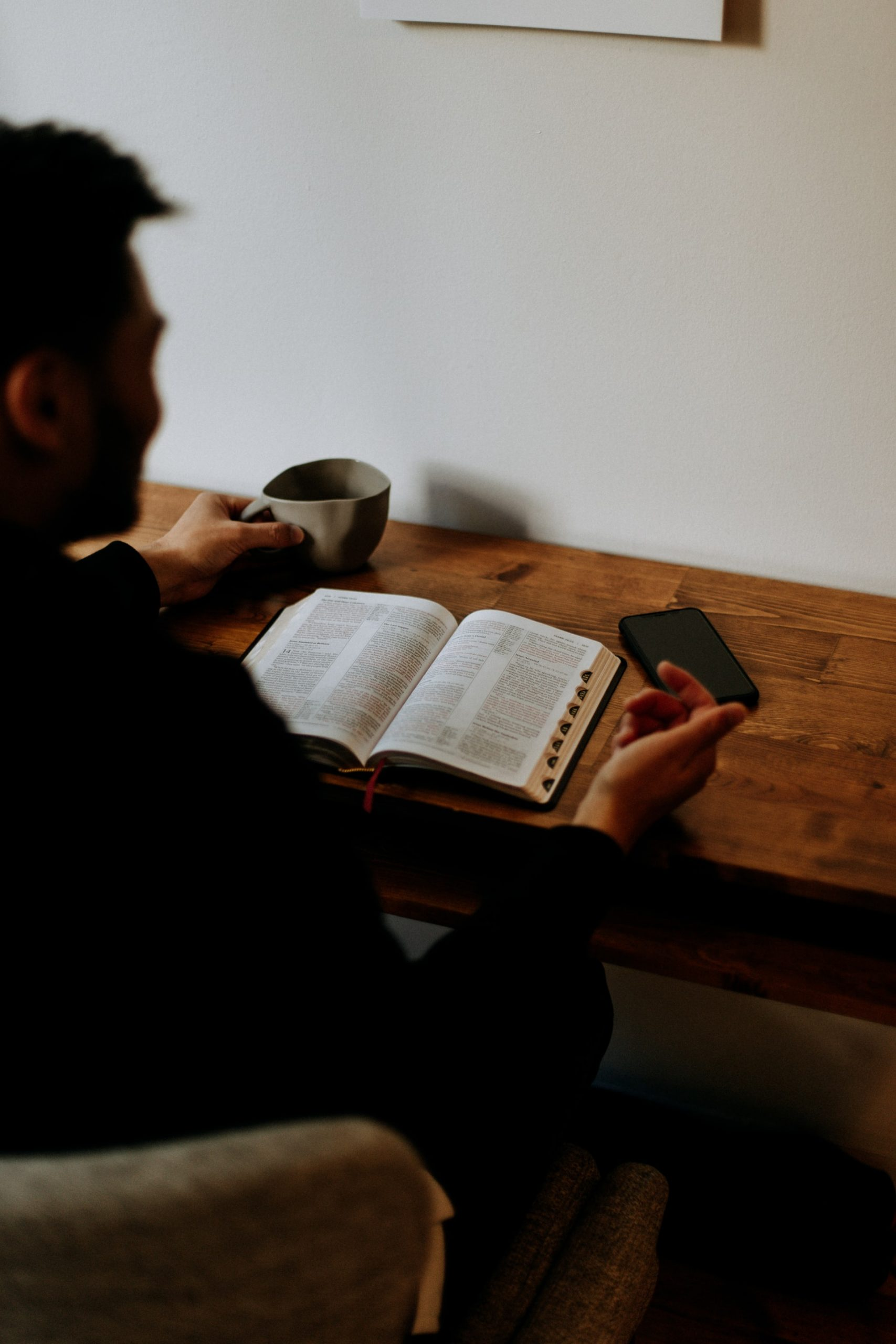 The Spiritual Man puts God and others ahead of himself