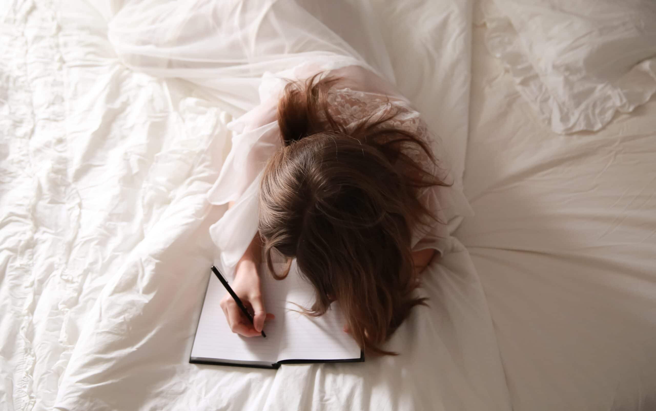 How to start a prayer journal
